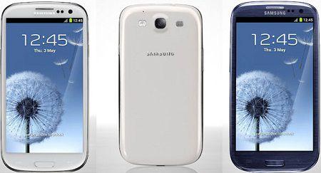 Harga, Fitur, Spesifikasi dan Gambar Samsung Galaxy S III