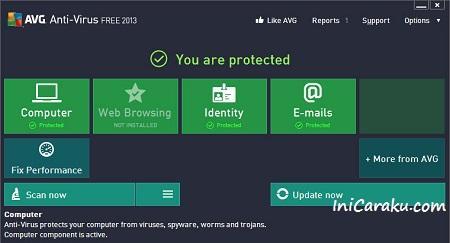 Download AVG Antivirus Free 2013 Online Offline Installer