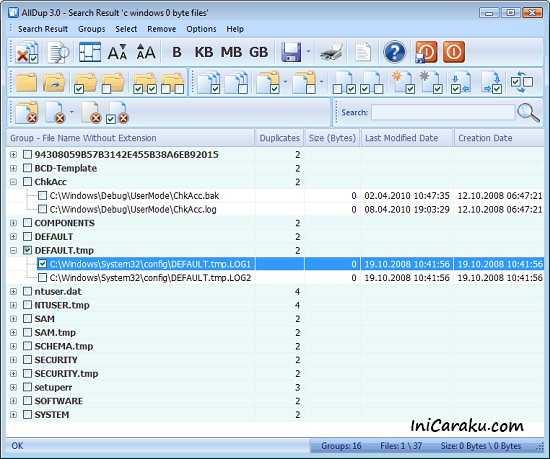 Cara Mudah Mencari dan Menghapus File Duplikat atau Ganda di Komputer Windows dengan AllDup