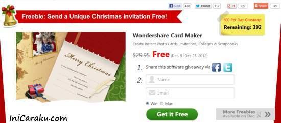 Registration Code Wondershare Photo Collage Studio Pro - Card Maker Full Version