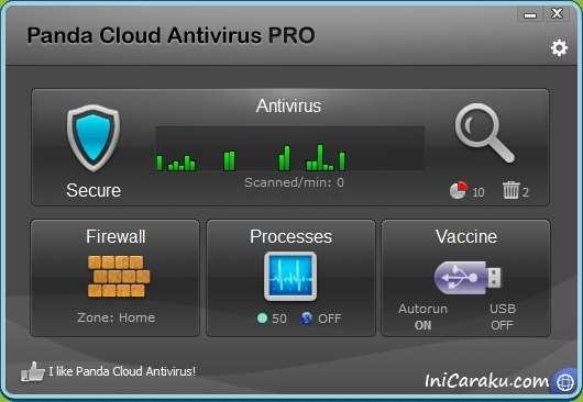 Download Panda Cloud Antivirus Pro Edition Terbaru