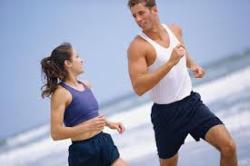 Gambar Orang Lari. Manfaat Lari untuk Kesehatan Tubuh