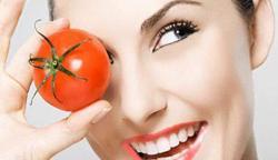 Manfaat Tomat untuk Wajah. Cara Membuat Masker Tomat untuk Memutihkan dan Mencerahkan Wajah Anda