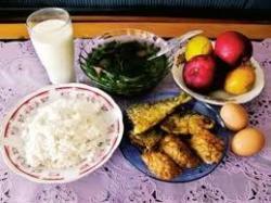Memilih Menu Makan Sahur yang Sehat dan Tepat