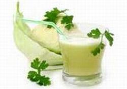 Gambar Jus Kol. Manfaat Jus Sayur Kol untuk Kesehatan