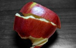 Manfaat Kulit Buah Apel. Kandungan Nutrisi Kulit Buah Apel