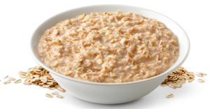 Gambar Oatmeal. Sarapan Oatmeal. Manfaat Obatmeal untuk Kesehatan