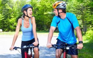 Olahraga Bersepeda untuk Membakar Lemak