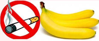 Manfaat Pisang Bisa Bantu Cepat Berhenti Merokok
