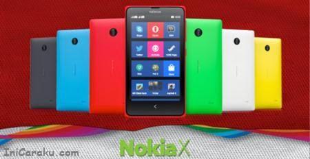 Harga, Fitur dan Spesifikasi Nokia X Plan Paket Bundling Telkomsel Simpati
