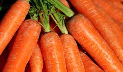 Sayur Wortel untuk Menurunkan Hipertensi