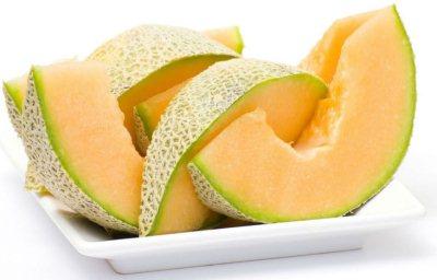 Gambar Ragam Manfaat Buah Melon