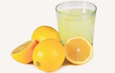 Manfaat Sehat Minum Jus Lemon