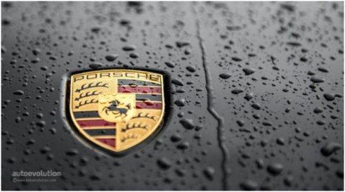 Gambar Logo Mobil Porsche