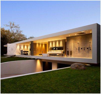 Gambar Eksterior The Glass Pavilion