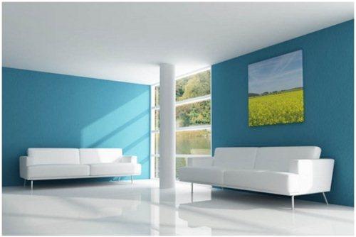 Gambar Warna Cat yang Cocok untuk Interior Rumah Minimalis