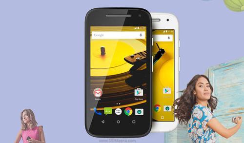 Gambar Motorola Moto E 2015