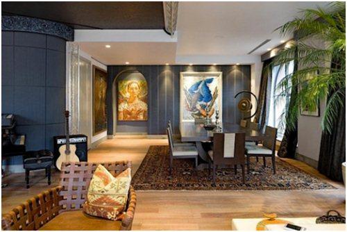 Gambar Rumah Minimalis dengan Desain Eklektik