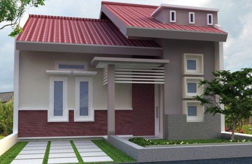Gambar Model Rumah Minimalis Modern Sederhana
