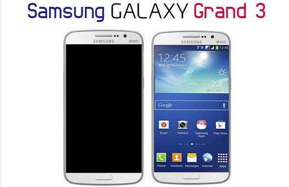 Gambar Samsung Galaxy Grand 3