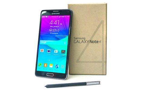 Gambar Samsung Galaxy Note 4
