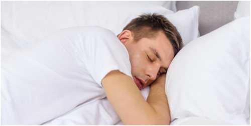 Tidur Malam Berkeringat