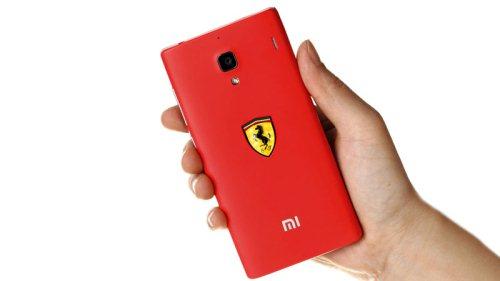 Gambar Xiaomi Mi 4i atau Xiaomi Ferrari