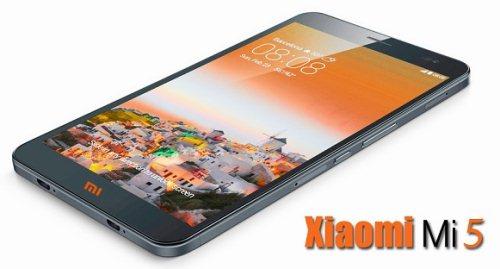 Gambar Xiaomi Mi5