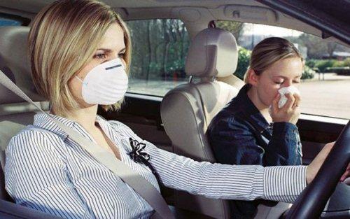 Gambar Cara Menghilangkan Bau di Kabin Mobil