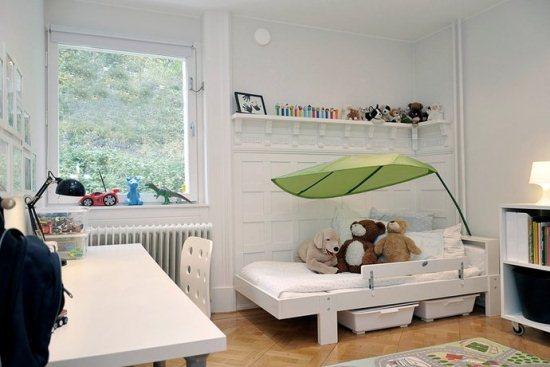 Gambar Desain kamar tidur anak yang unik