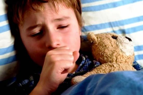Cara alami atasi batuk pilek anak