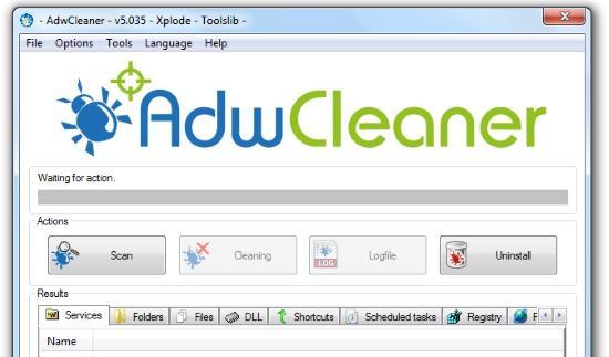 Gambar Adware Cleaner Tool