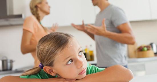 Gambar Perkembangan Anak Pasca Orang Tua Bercerai