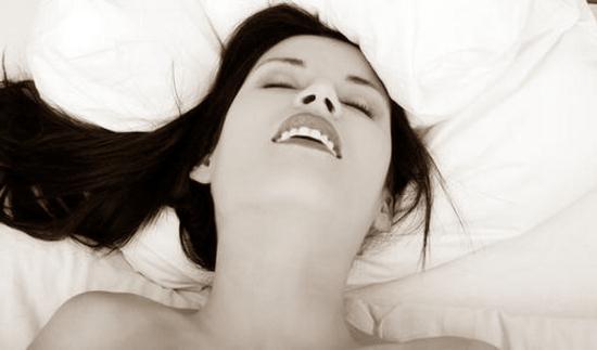 Gambar Wanita yang Sedang Orgasme