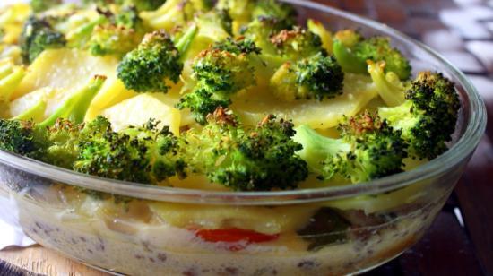 Resep Tumis Sayur Brokoli Keju