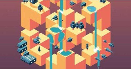 Gambar Game Skyward Game Mobil yang Populer dan Sedang Booming