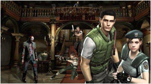 Gambar Game Terbaik Seri Resident Evil