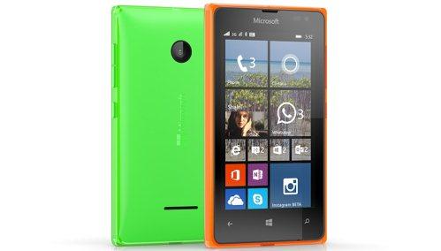 Gambar Microsoft Lumia 532
