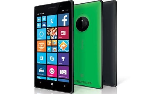 Gambar Microsoft Lumia 830