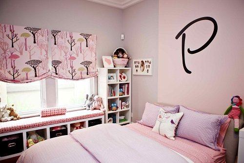 Gambar Tempat Tidur Anak Perempuan