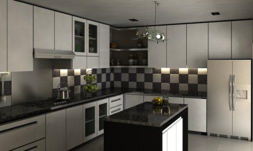 Gambar Desain interior dapur