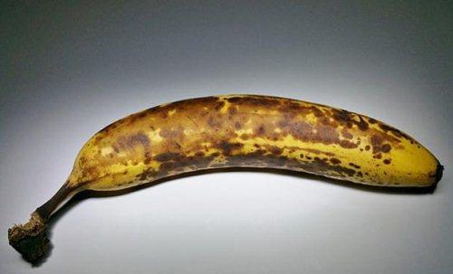 Gambar cara membuat pisang busuk kembali berwarna kuning segar