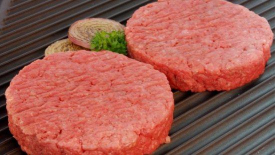 Gambar Cara Membuat daging Burger Enak