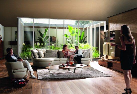 Gambar Interior untuk Ruang Keluarga