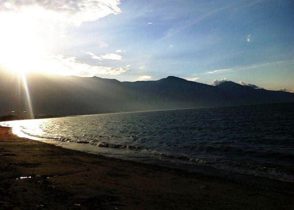 Gambar Pantai Talise Tempat Wisata di Sulawesi Tengah