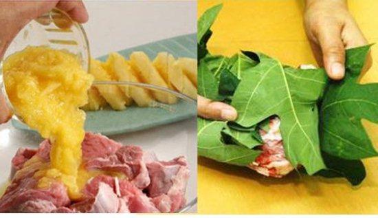gambar Cara Mudah Mengempukkan Daging Kambing