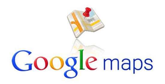 Gambar Aplikasi Google Maps Offline