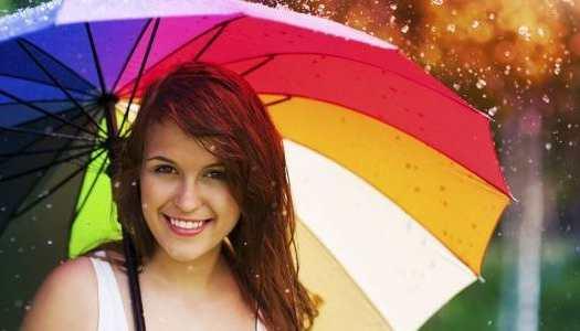 Gambar Cara Menjaga Kesehatan Kulit Saat Hujan