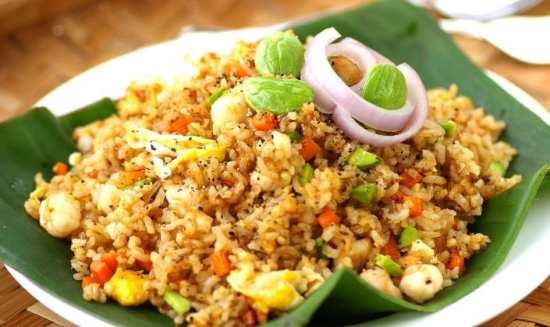 Gambar Nasi Goreng yang Enak dan Sehat