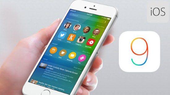 Gambar Cara Upgrade ke iOS 9